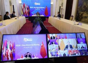 สหรัฐฯดันอาเซียนตัดสัมพันธ์บริษัทแดนมังกร  ปักกิ่งชี้มะกันจุ้นทะเลจีนใต้เพื่อประโยชน์ตัวเอง