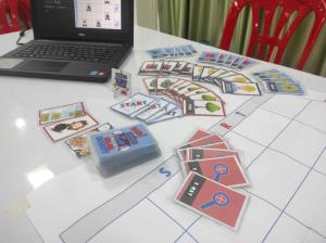 บอร์ดเกมจากโรงเรียนเทศบาลเมืองภูเก็ตต่อยอดการอบรม ชนะเลิศในโครงการ CIC อบรมครูสร้างบอร์ดเกมเพื่อการศึกษา