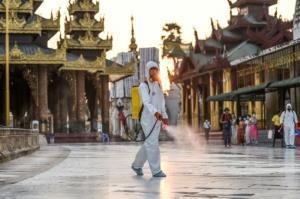 พม่ายังอ่วมหนักพบผู้ติดเชื้อโควิดรายใหม่อีก 115 คน