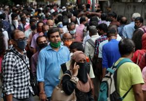 อินเดียกำลังกลายเป็นศูนย์กลางการระบาดของโควิด-19 ในเอเชีย โดยมีอัตราการเพิ่มของผู้ป่วยใหม่วันละเกือบ 1 แสนคน