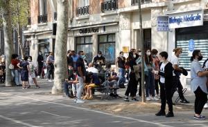 มันมาจากไหน!ฝรั่งเศสพบผู้ติดเชื้อโควิด-19รายวันทะลุหมื่นคนเป็นครั้งแรก