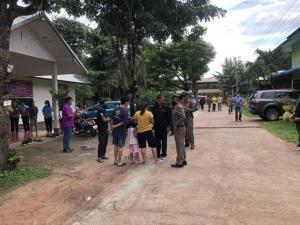 เสื่อมหนัก! แม่โร่แจ้งจับ 3 รุ่นพี่ ป.5 รุมอนาจารลูกสาวอนุบาล 3 จนอวัยวะเพศฉีกขาดภายในโรงเรียน