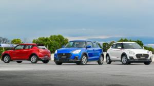 Suzuki Swift  Max Edition ราคา 541,000 บาท