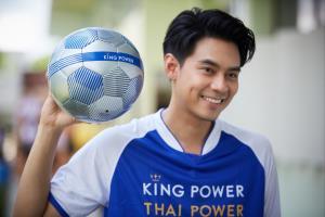 """""""คิง เพาเวอร์"""" จัดพิธีปิดขบวนคาราวานล้านลูก ล้านพลัง สร้างฝันเด็กไทย ปี 4 ที่สุพรรณบุรี"""