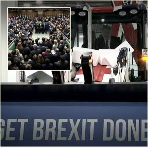 In Clip: รัฐสภาอังกฤษเตรียมโหวตตามแผนจอห์นสันให้ละเมิดบางส่วนข้อตกลง BREXIT กับ EU