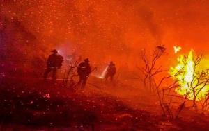 ไฟป่ากับปัญหาโลกร้อน