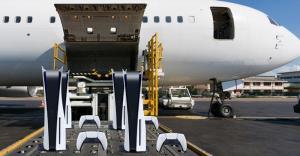 โซนี่ เหมาลำ 60 เที่ยวบิน จัดส่งคอนโซล PS5 ในสหรัฐฯ