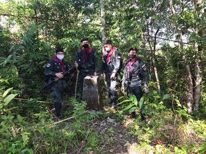 ด่านเบตงคุมเข้มหลังพบการระบาดโควิด-19 ในมาเลเซียหลายรัฐใกล้ชายแดนไทย