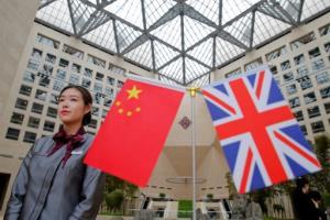 """อังกฤษเตือนพลเมืองเดินทางไปจีน อาจ """"ถูกจับโดยพลการ"""""""