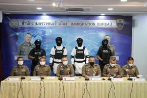 """""""บิ๊กอู๊ด"""" สั่งแจ้งจับคนปล่อยข่าวต่างชาติติดโควิดเข้าไทยไม่กักตัว"""