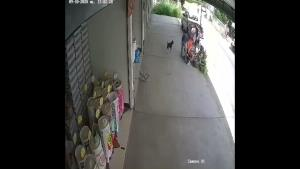 ตร.หางดงรวบหนุ่มตระเวนลักตู้เติมเงิน จนมุมหลักฐานกล้องวงจรปิด