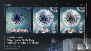 'TOA การ์ดไม่ตก' โชว์นวัตกรรมสีทาบ้าน ช่วยป้องกันและกำจัดไวรัสในตระกูลโควิด-19 ได้