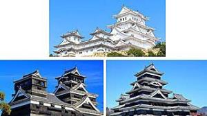 คนญี่ปุ่นจัดอันดับปราสาทที่สวยที่สุดในญี่ปุ่น 2563