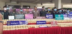 """""""บิ๊กป้อม"""" สั่งตรึงเข้มชายแดน หวั่นยาเสพติดไหลเข้าไทยเพิ่มช่วงโควิด-19 ซ้ำเติมปัญหาสังคม"""