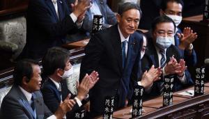 "In Clip: ""โยชิฮิเดะ ซูงะ"" ได้รับการเลือกจากสภาเป็นนายกฯญี่ปุ่นคนใหม่อย่างเป็นทางการ  ""มุน"" ส่งจดหมายพร้อมนั่งคุยเพื่อปรับสัมพันธ์"