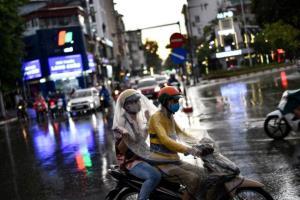 เวียดนามเตรียมพร้อมอพยพราษฎรกว่า 500,000 หลบพายุโซนร้อนโนอึล
