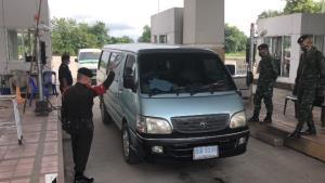 พม่าเอาบ้าง! ห้ามไทยขับรถรับส่งสินค้าเข้าท่าขี้เหล็ก แถมจำกัดจำนวนเหลือแค่วันละ 6 คัน