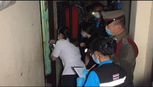 คนร้ายใช้กระจกฆ่าปาดคอชิงทรัพย์แรงงานต่างด้าวในห้องพัก