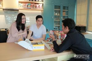 """""""เปอร์สเปกทิฟ"""" กับ คู่รักนักธุรกิจ """"แพ็ค-อูน"""" ผู้ปลุกกระแส กราโนล่า คลีน ในไทย"""