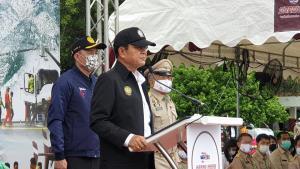 """""""บิ๊กตู่"""" หวังโครงการแจก 3 พันบาทต่อลมหายใจ ปชช. เผยสถานการณ์เศรษฐกิจไทยดีขึ้นตามลำดับ"""