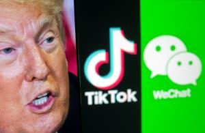 ผู้พิพากษาสหรัฐฯห้ามรบ.ทรัมป์บล็อค WeChat,มะกันเลื่อนแบนTikTok