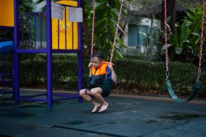 ททท.ภาคกลาง ร่วมกับเว็บไซต์สนุกดอตคอม จัดกิจกรรมโครงการ น้องสนุกพี่สุขใจ พาเด็กด้อยโอกาส เด็กพิการ เปิดประสบการณ์แสนสนุก