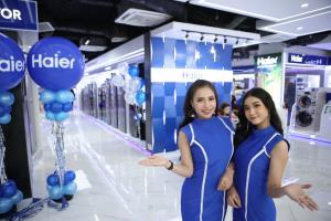 ไฮเออร์ เปิดตัวเครื่องซักผ้ารุ่นใหม่ HWM130-1702DS และ HWM140-1702DS