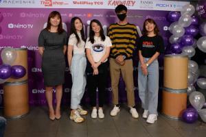 """ครบรอบ 2 ปี Nimo TV สานฝันในเยาวชนไทย ปั้น """"ยูทูปเปอร์-สตรีมเมอร์"""" หน้าใหม่"""