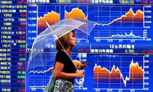 ตลาดหุ้นเอเชียปรับลบ หลังดาวโจนส์ร่วงหนักกว่า 500 จุด