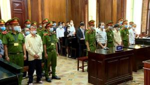 ศาลคุกพ่อลูกเวียดนามข้อหาก่อการร้ายวางระเบิดสถานีตำรวจนครโฮจิมินห์