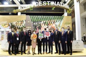 CPF ชูแนวคิด FOOD FOR TOMORROW ในงาน Thaifex 2020 ตอบโจทย์ยุค New Normal