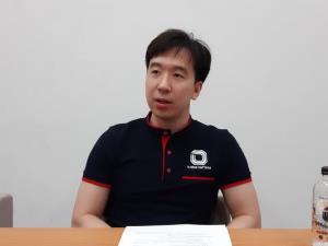 ชยธร อุเทนพัฒนันท์ กรรมการผู้จัดการ บริษัท MG ขอนแก่น อาร์เฮงวัฒนา จำกัด