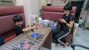 เผยจินตนาการต่อ MV เปรตปฐพี-ไซเรนเฮด เด็ก 4 ขวบปั้นเปรตทุกวันจนเลิกงอแง