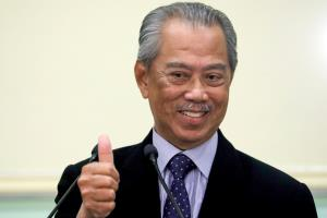 นายกรัฐมนตรี มูห์ยิดดิน ยัสซิน แห่งมาเลเซีย
