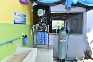 ชลประทานมอบระบบน้ำดื่ม 3 โรงเรียนชนบท จ.พิษณุโลก