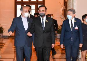 นายกฯ พบ ทูตอิหร่าน รับคำชมควบคุมสถานการณ์โควิด สานสัมพันธ์อันดีต่อ