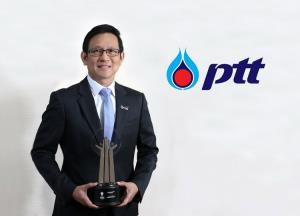"""ปตท.คว้ารางวัลผู้นำการทำธุรกิจสีเขียว """"Asia Responsible Enterprise Awards 2020"""""""