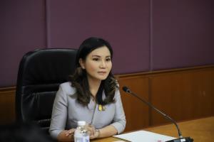 """""""นฤมล"""" รับข้อเสนอกลุ่มค้าปลีกไทย พร้อมแจงมาตรการช่วยพยุงจ้างงาน"""