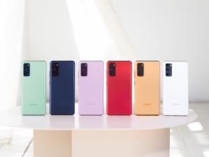 Samsung เปิดตัว Galaxy S20 FE ดึงจุดขายกล้องพรีเมียม รองรับ 5G เริ่มที่ 20,900 บาท