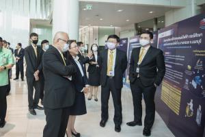 """""""สุพัฒนพงษ์"""" เร่ง กฟผ.ดันไทยฮับซื้อขายไฟอาเซียน-ลดอายุโรงไฟฟ้าให้สั้นลงรับเทคโนโลยีเปลี่ยน"""