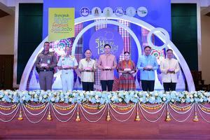 """ไทยเบฟ ต่อยอดกิจกรรมดีงาม ในงาน """"Bangkok River Festival 2020"""" ครั้งที่ 6 ชูแนวคิด """"รื่นเริง แสงศิลป์"""" จัดเต็มพร้อมกัน 10 พื้นที่หลักริมโค้งน้ำเจ้าพระยา และ Lumphun River Festival ครั้งที่ 2 วันที่ 29-31 ต.ค นี้"""