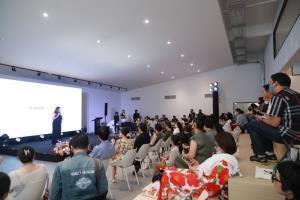 """""""XSPACE Art Gallery"""" พื้นที่จุดตัดทางความคิดแห่งใหม่ เส้นทางสู่ธุรกิจสร้างสรรค์ งานศิลปะไร้ขีดจำกัด ใจกลางกรุงเทพฯ"""