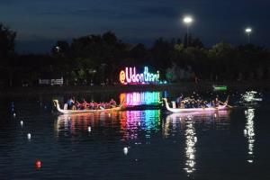 ตอกย้ำเมืองท่องเที่ยวเชิงกีฬา! อุดรฯ เจ้าภาพจัดแข่งเรือพายชิงชนะเลิศแห่งประเทศไทย