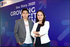 Sea ดัน Garena-Shopee-SeaMoney ยกระดับเศรษฐกิจและคนไทย