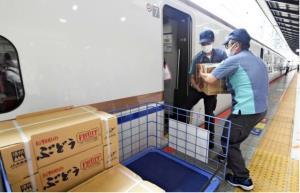 รถไฟด่วน เครื่องบิน แท็กซี่ในญี่ปุ่นหันมาขนสินค้า ชดเชยรายได้ช่วงโควิด