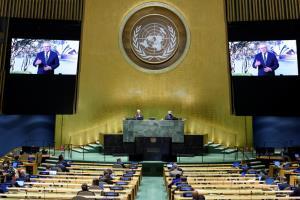 จีนมีเคือง! ผู้นำออสซี่ย้ำบนเวที UN จำเป็นต้องสืบหาต้นตอ 'โควิด-19'