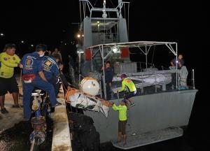 พบศพลอยกลางทะเลเมืองสัตหีบ 3 รายรวดในช่วงเวลาไม่ถึง 24 ชม. ตร.เร่งหาสาเหตุ