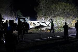 ปธน.ยูเครนสั่งสอบสวนด่วนเหตุเครื่องบินทหารตก ตาย26รอดปาฏิหารย์1