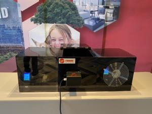 """""""เทรน"""" เปิดตัวโซลูชั่นใหม่ ระบบฟอกอากาศเทคโนโลยี PCO และ UVGI ลดการแพร่เชื้อไวรัสภายในอาคาร"""