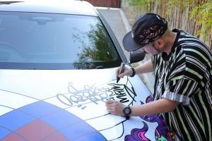 "BMW Unbound World of Art Series : ""วัฒนธรรมไทย-กัมพูชา"" บน BMW 7 Series โดย พี-เอี๊ยบ ทาร์ และ ลิซ่า มาม"